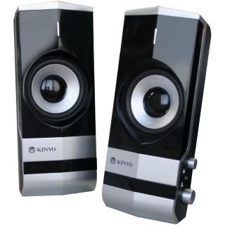 【KINYO】2.0聲道二件式多媒體音箱(PS-292)