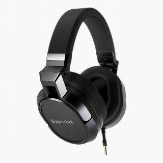 【Superlux】高音質可摺疊線控頭戴式耳麥(HD685)