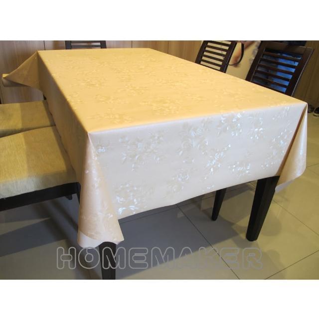 印花壓紋桌巾-長120cmX寬137cm(RN-PW175-Z01)