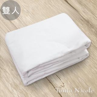 【Tonia Nicole東妮寢飾】竹纖床包式保潔墊(雙人)