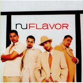 【絕版珍藏】Nu Flavor 新風情合唱團(1 CD)