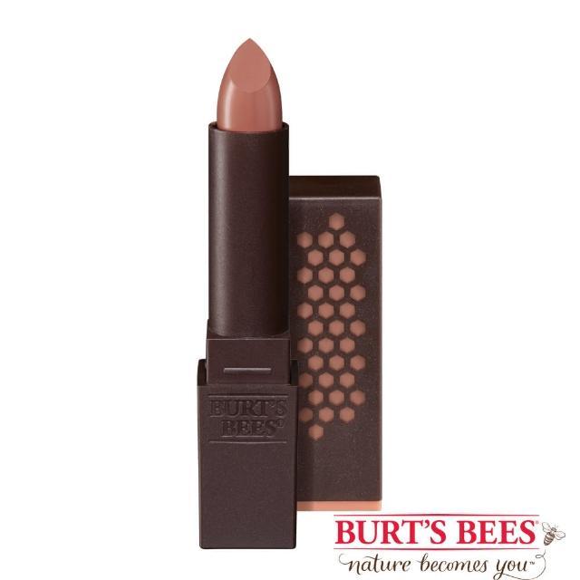【Burts Bees】摩登好漾彩唇膏 #500 韓系裸唇(韓系裸唇)