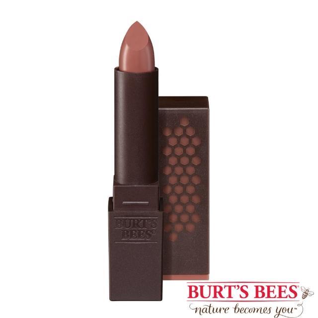 【Burts Bees】摩登好漾彩唇膏 #502 陽光裸唇(陽光裸唇)