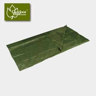 【Outdoorbase】賽夏防潮墊 帳蓬地墊 270帳篷適用(270x270帳篷防潮墊)