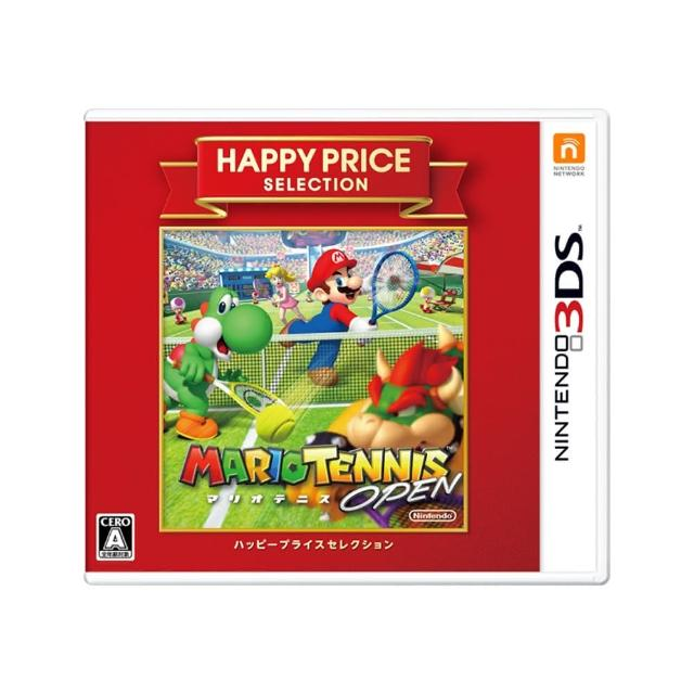 【任天堂】瑪利歐網球公開賽 日版日文版/日規機專用(3DS軟體)
