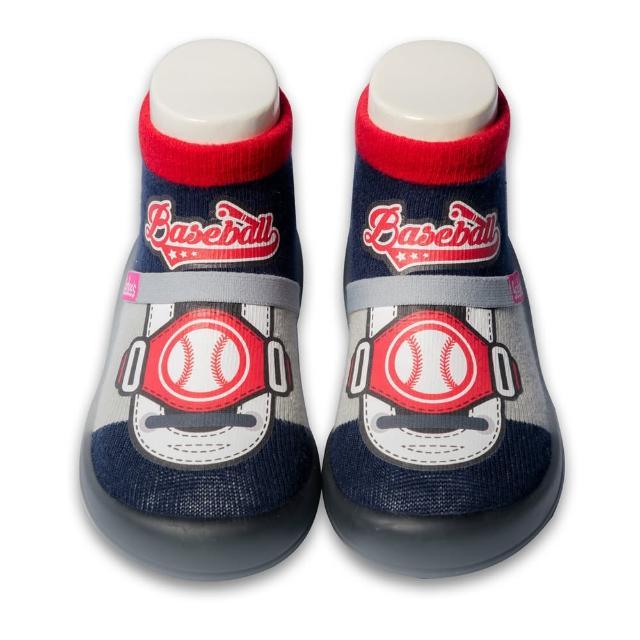【feebees】夢幻島系列-棒球鞋(襪鞋.童鞋.學步鞋.台灣製造)