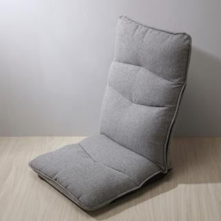 【HOLA】home 安全防傾倒和室椅 灰色