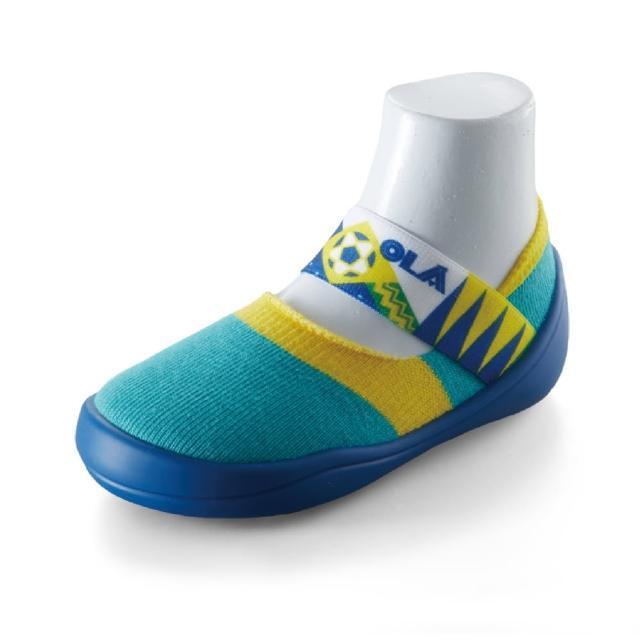 【feebees】酷涼款系列-熱情森巴(襪鞋.童鞋.學步鞋.台灣製造)