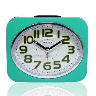 【FUTABA】經典型貪睡靜音鬧鐘 W-530(兩色)