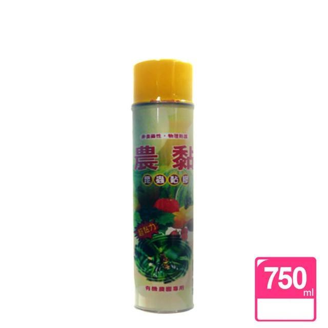 【蔬菜工坊003-A41】農黏補蠅噴液750ml/