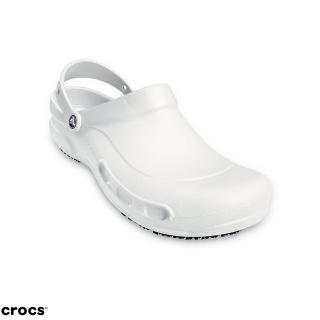 【CROCS】男/女-經典 廚師鞋(10075-100)