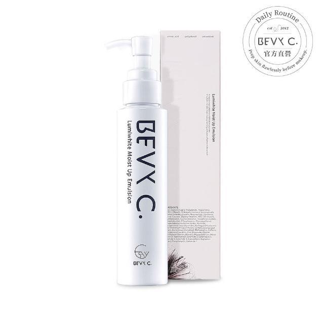 【BEVY C.】光透幻白 妝前保濕修護乳100mL