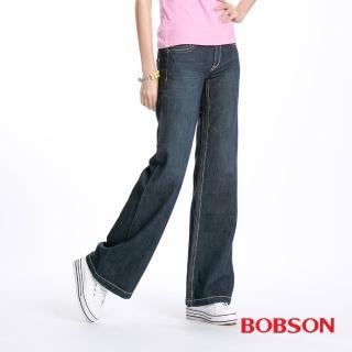~BOBSON~女款BAGGY大喇叭褲 9040~52