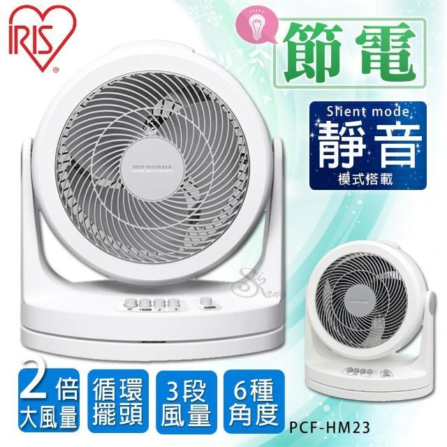 【日本IRIS】PCF-HM23W 12吋空氣循環扇