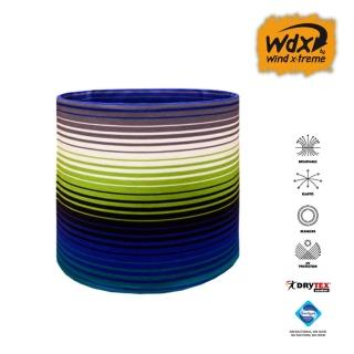 【Wind x-treme】多功能頭巾 HALFWIND 8096(百變頭巾、防紫外線、抗菌、防曬頭巾)