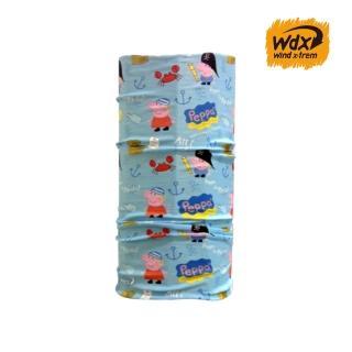~Wind x~treme~兒童粉紅豬多 頭巾 COOL Wind 6750^(帽子、防紫