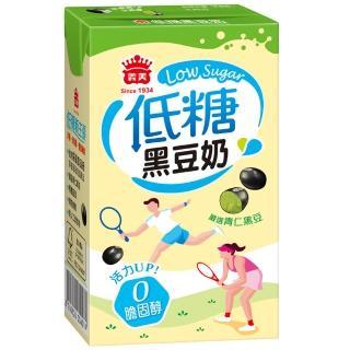 【義美】低糖黑豆奶250mlx24入)