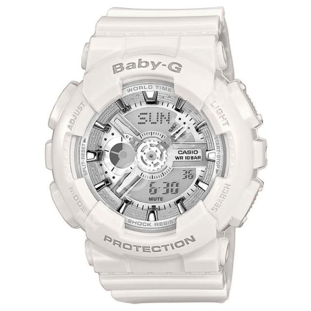 【CASIO】BABY-G街頭率性風格腕錶(BA-110-7A3)
