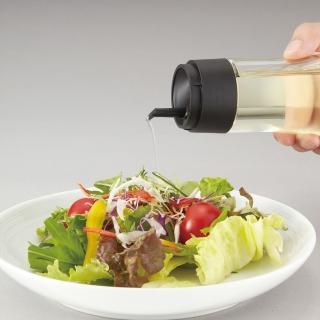 【ASVEL】FORMA健康油瓶-140ml(廚房收納 料理烘培 密封保鮮 健康控油 玻璃 調味瓶 調味罐 酒醋)