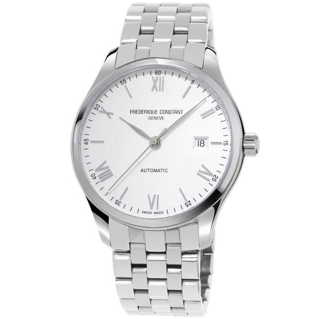 【康斯登 CONSTANT】CLASSICS百年經典系列INDEX腕錶(FC-303WN5B6B)