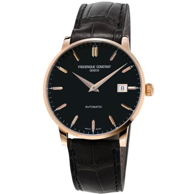 【康斯登 CONSTANT】CLASSICS百年經典系列INDEX腕錶(FC-316C5B9)