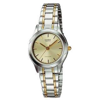 【CASIO】復古輝煌指針腕錶(LTP-1275SG-9A)