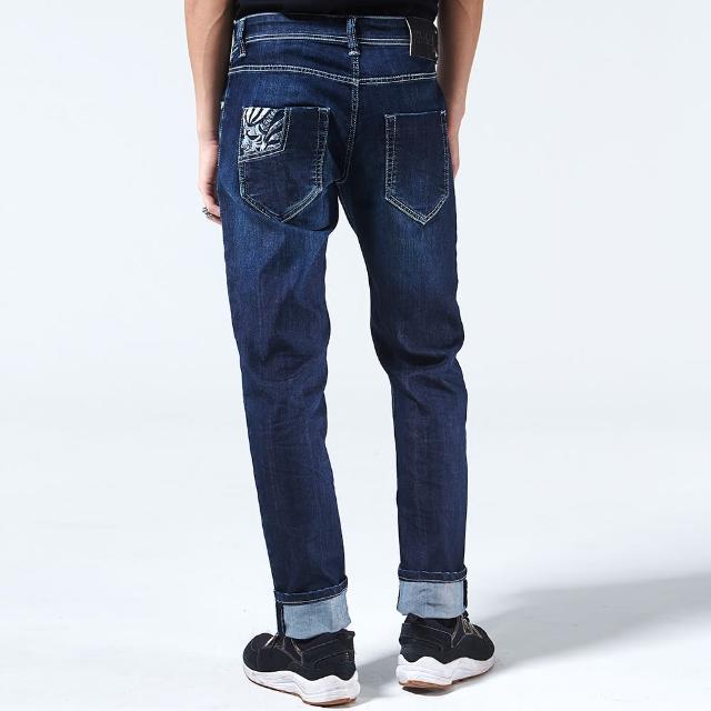 【BLUEWAY-鬼洗】COOLMAX磁之力牛仔褲