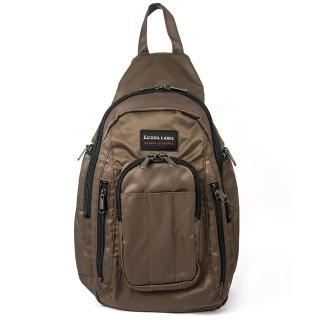 【YESON】休閒簡約單肩背包 - 五色可選(MG-7216)