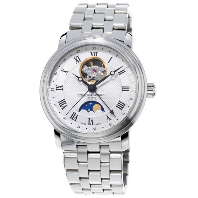 【康斯登 CONSTANT】CLASSICS百年經典系列心跳月相腕錶(FC-335MC4P6B2)
