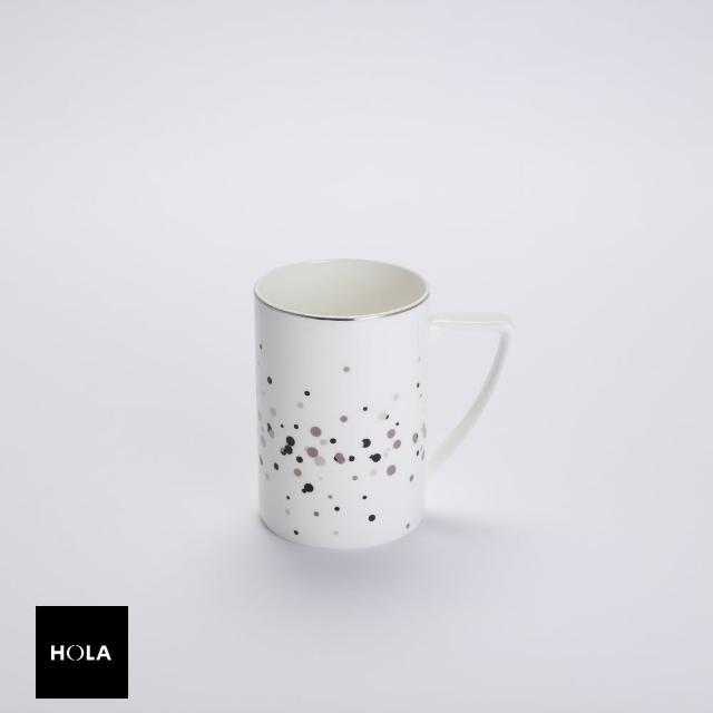 【HOLA】HOLA 香頌骨瓷馬克杯 繁星