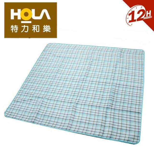 【HOLA】HOLA design青野薄涼雙人加大墊140x140cm