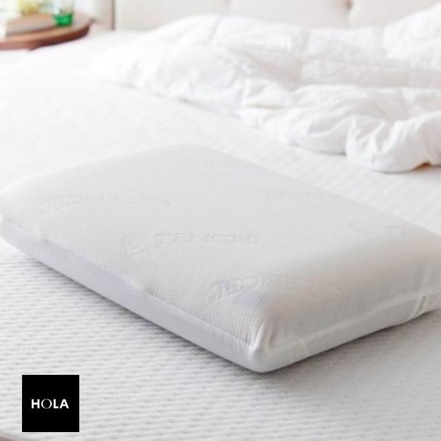 【HOLA】HOLA home 釋壓抗菌記憶枕雙面標準型H12CM