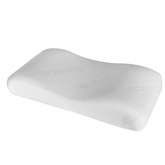 【HOLA】HOLA home 釋壓抗菌記憶枕雙向兩用型
