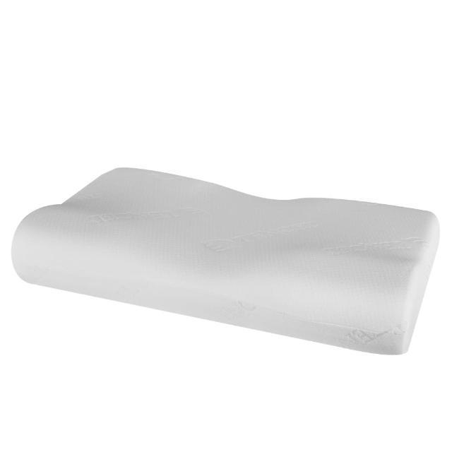 【HOLA】HOLA home 壓抗菌記憶枕優眠安定型