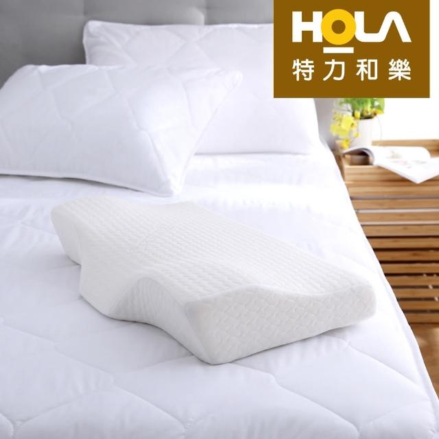 【HOLA】HOLA 天絲釋壓記憶枕3D 護頸型