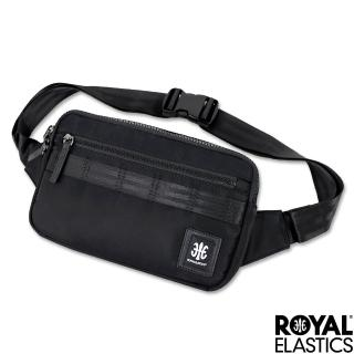 【Royal Elastics】Knight闇黑騎士系列 - 運動小型腰/胸包 - 黑色