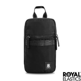 【Royal Elastics】Knight闇黑騎士系列 - 單肩包 - 黑色