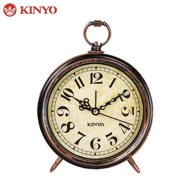 【KINYO】復古鬧鐘(TB703)/