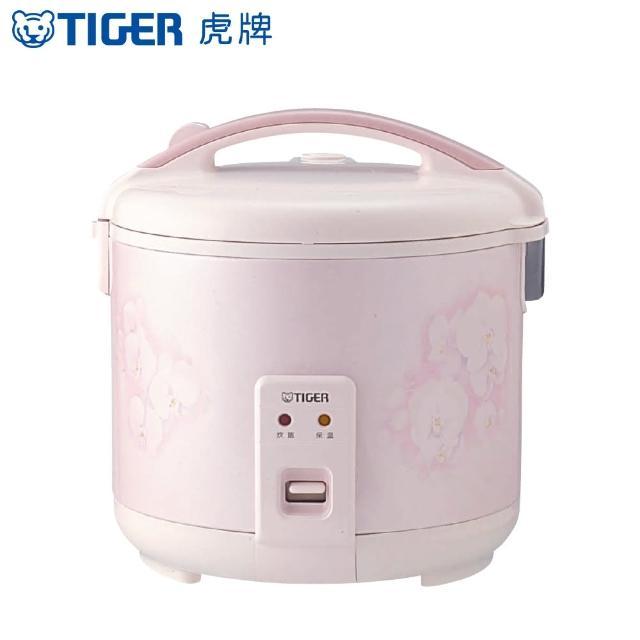 【TIGER 限量福利品】日本製十人份機械式炊飯電子鍋(JNP-1800)