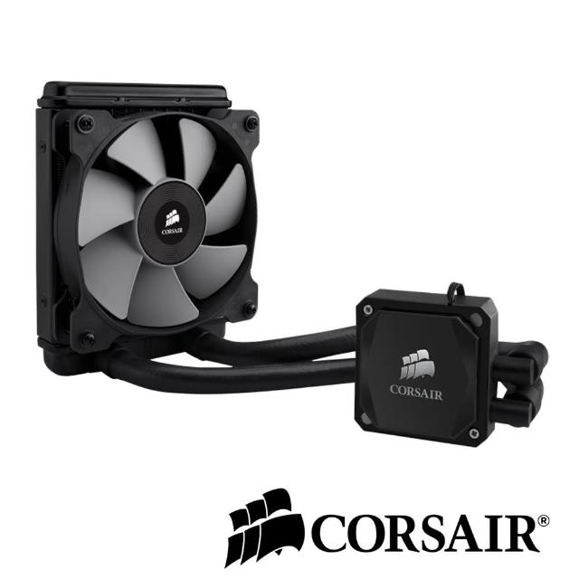 【CORSAIR】CPU Cooler H60 水冷散熱器