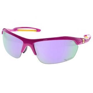 【720 運動太陽眼鏡】可換式鏡片設計眼鏡(桃紅#720B333 C08)