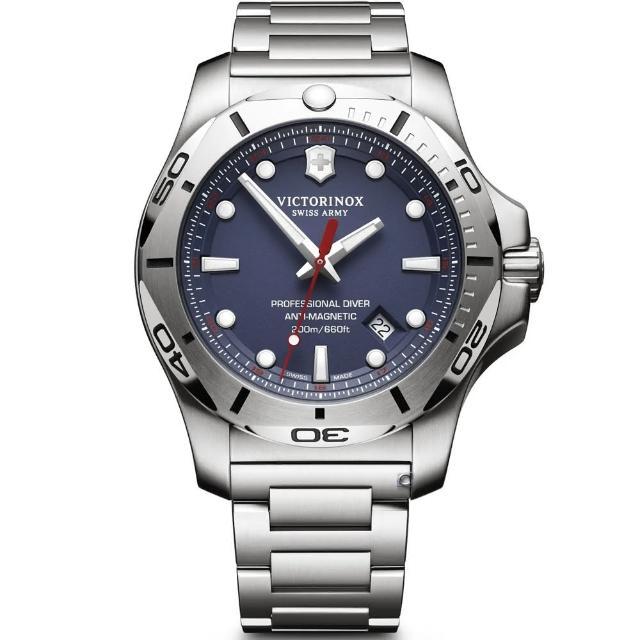 【瑞士維氏 VICTORINOX SWISS ARMY】I.N.O.X. Professional Diver 潛水錶(VISA-241782)