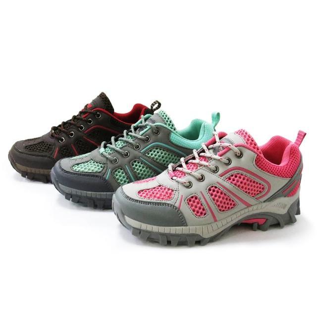 美國OHHO馬卡龍機能休旅鞋-透氣彈跳款(S)(20)