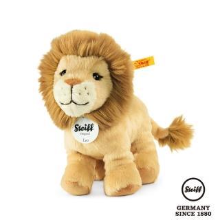 【STEIFF德國金耳釦泰迪熊】Leo Lion 小獅子(動物王國)