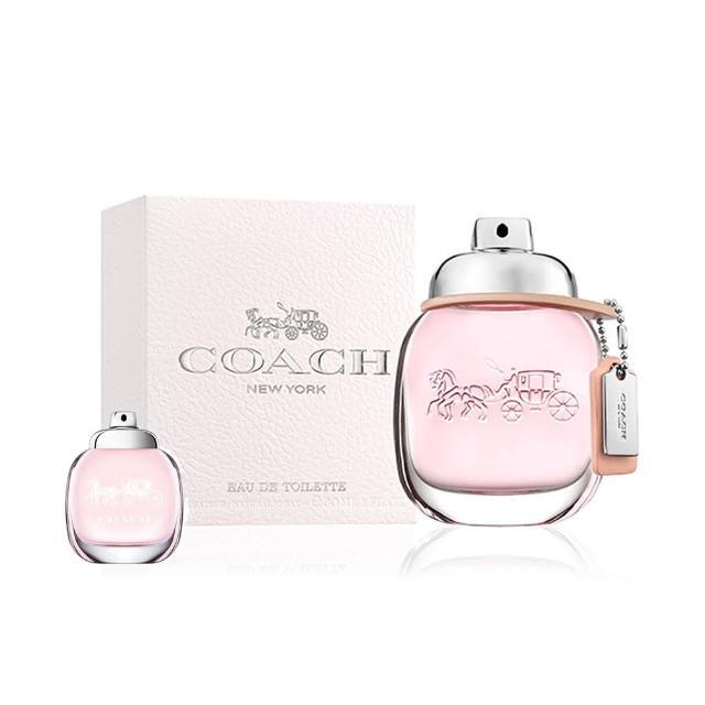 【COACH】時尚經典女性淡香水30ml(贈送隨機品牌小香乙瓶)