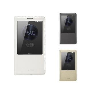 【HUAWEI】華為 Ascend Mate7 原廠視窗型感應書本式皮套(原廠盒裝)