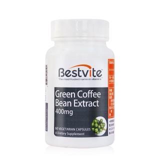 【美國BestVite】必賜力綠咖啡精華膠囊1瓶(60顆*1瓶)