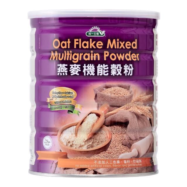 【統一生機】燕麥機能穀粉(850g/罐)