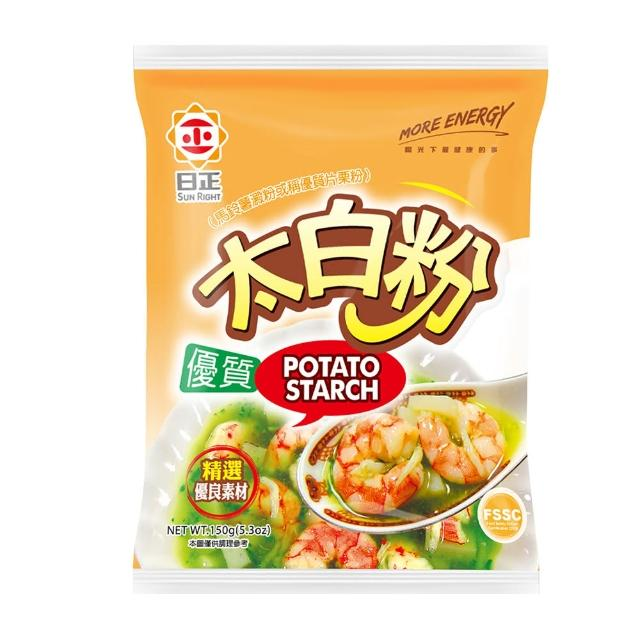 【日正食品】優質太白粉(150g)