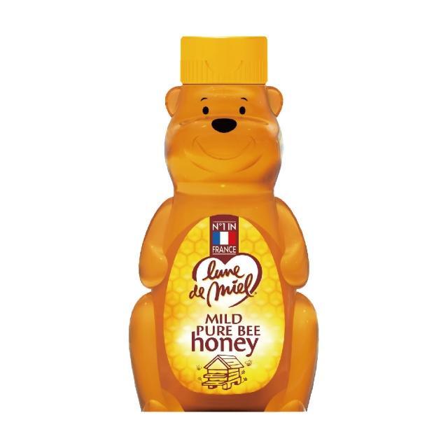 【法國香榭】小熊造型花蜜(法國原裝進口)